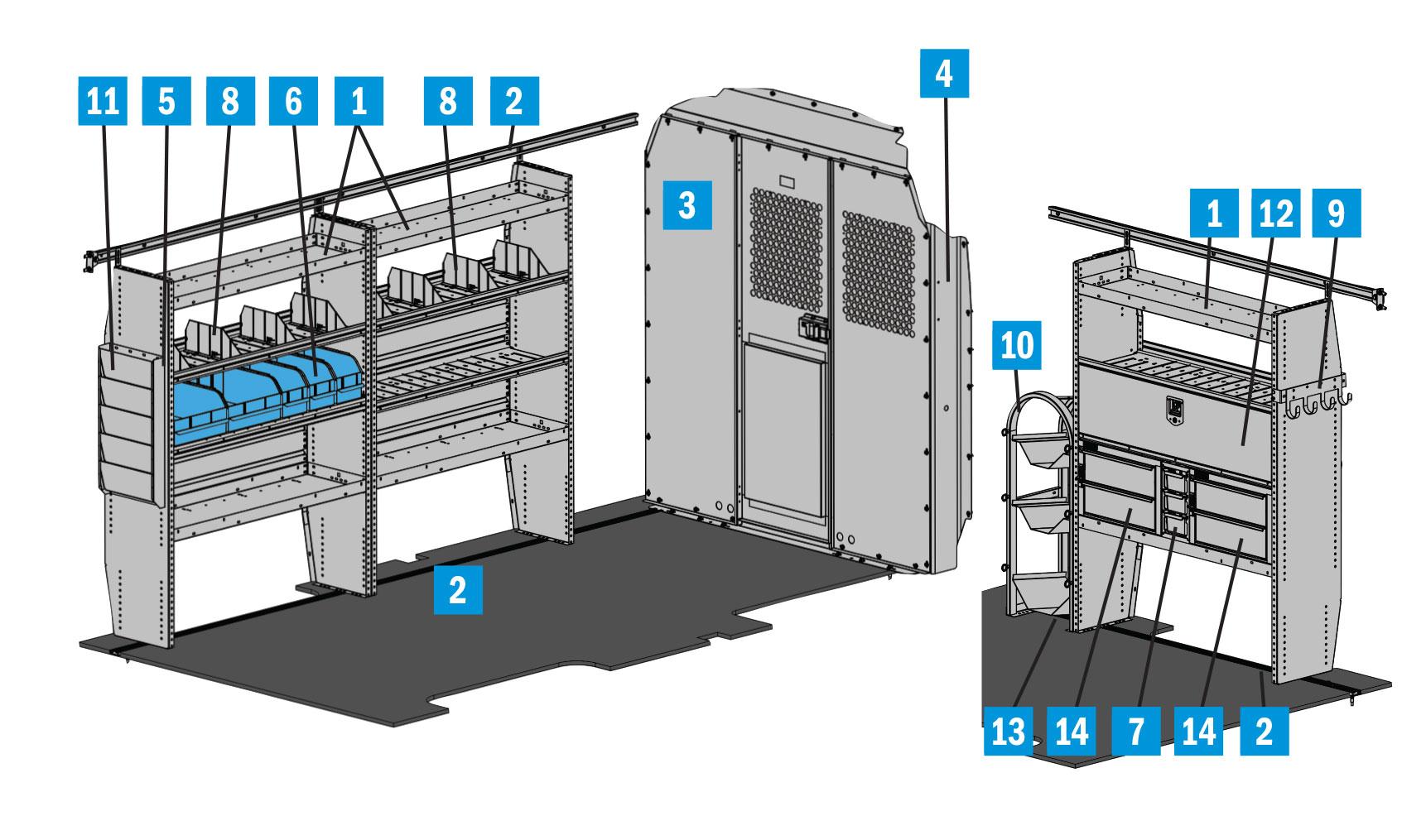 sc 1 st  Adrian Steel & HVAC Package - Transit 148