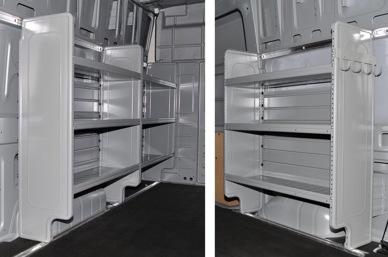 Cargo Management System Nissan Nv High Roof