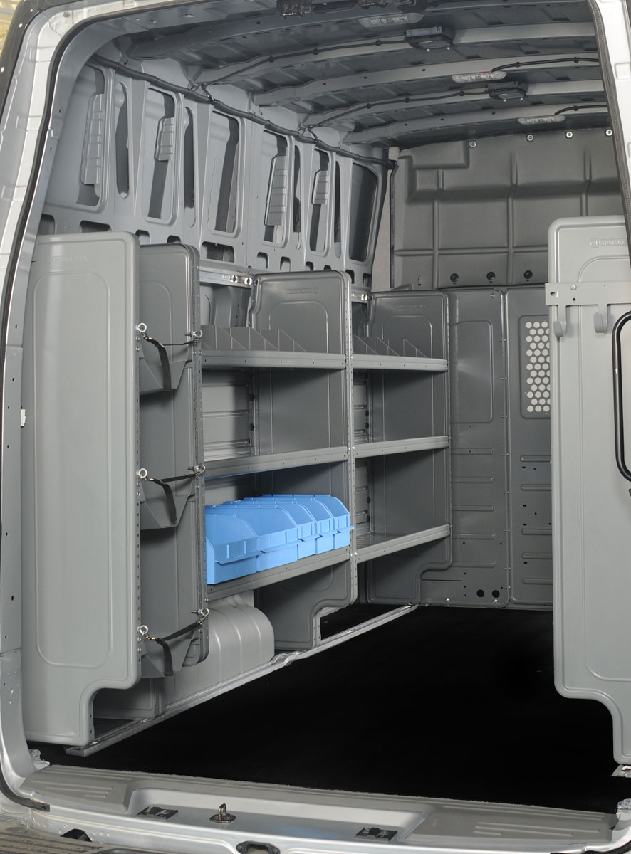 Hvac Package Nissan Nv High Roof