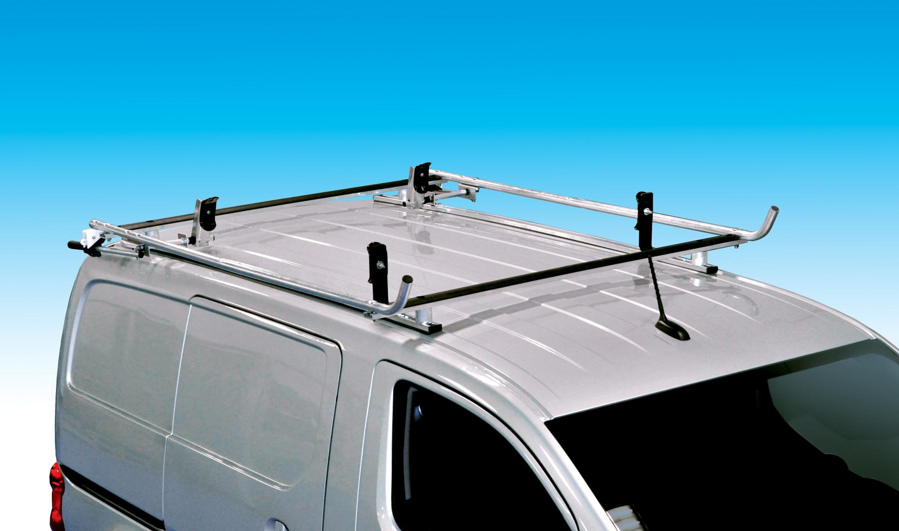 Double Grip Lock Ladder Rack