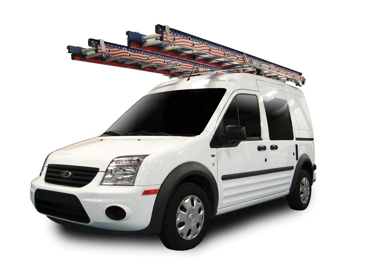Ford Transit Van Ladder Rack