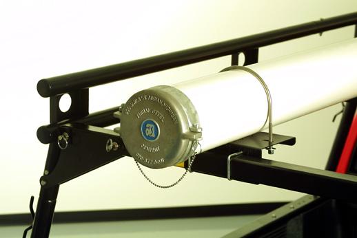 4 Quot Diameter Pvc Conduit Carrier Kit W Mounting Plate