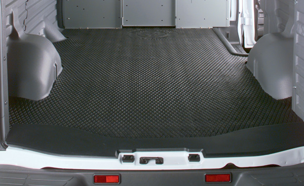 Workmat Black Econoline Extended