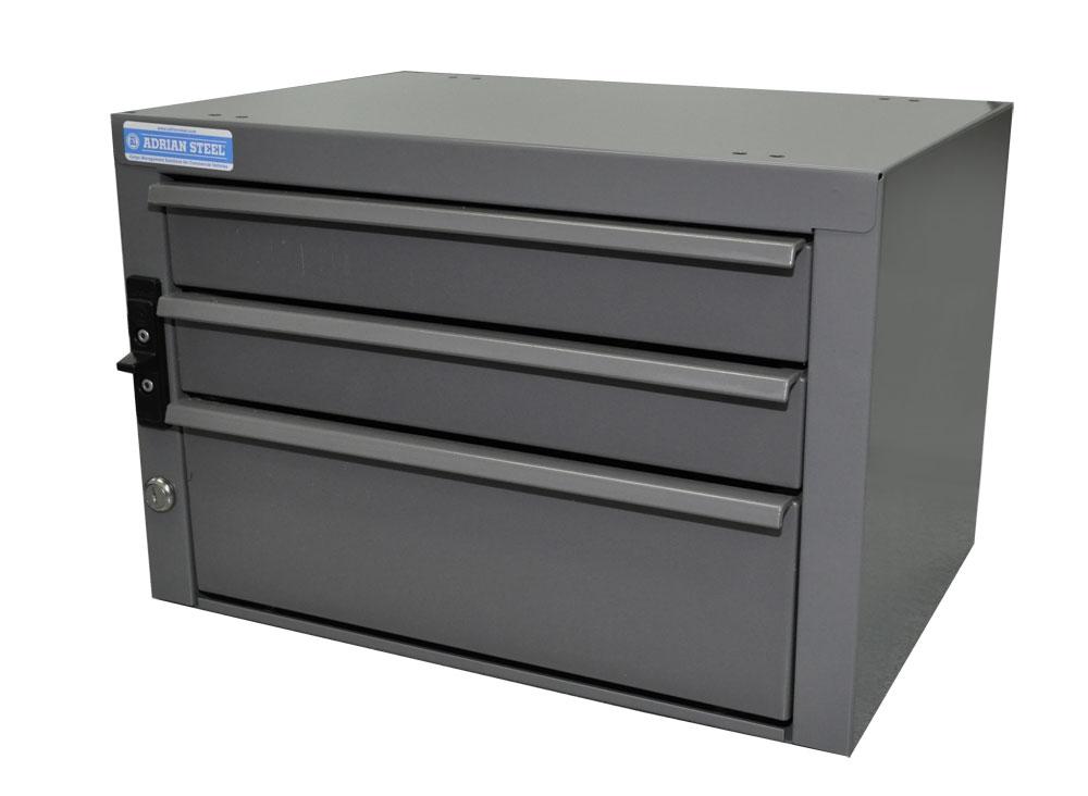 three drawer combo