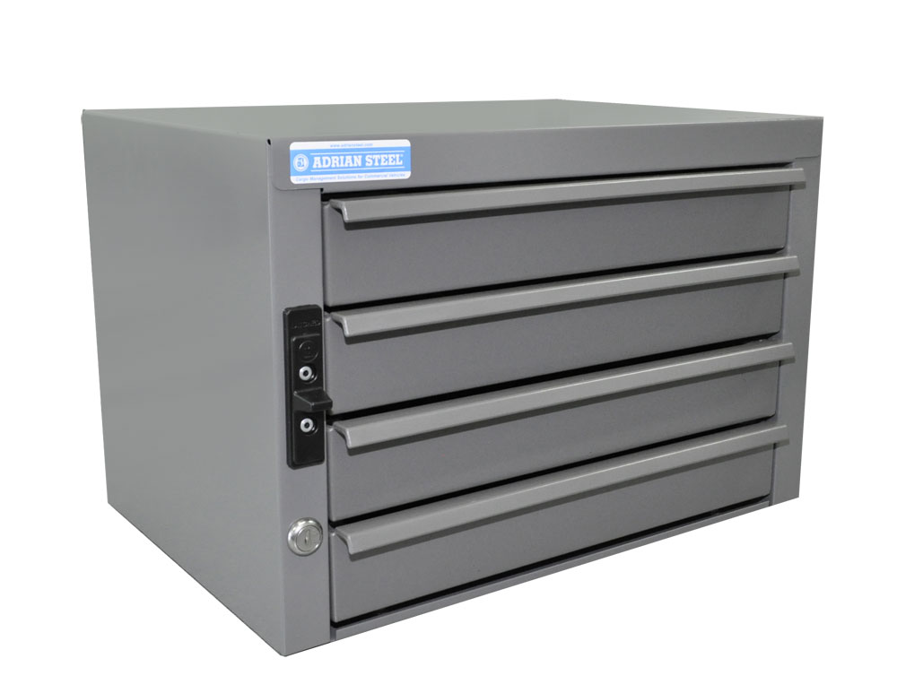 four drawer shallow