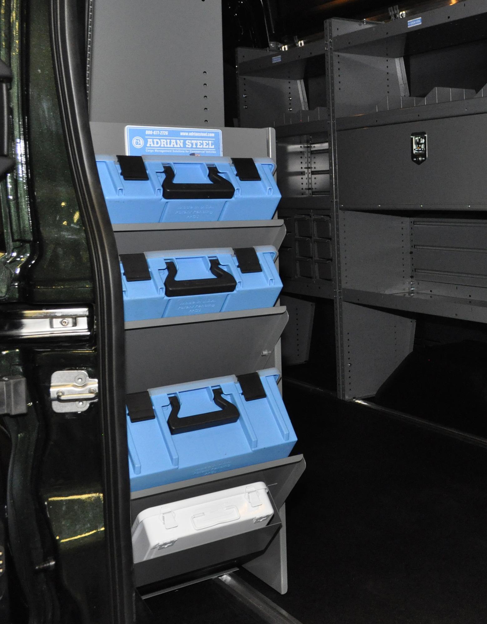 3 Case Holder W Cases Gray