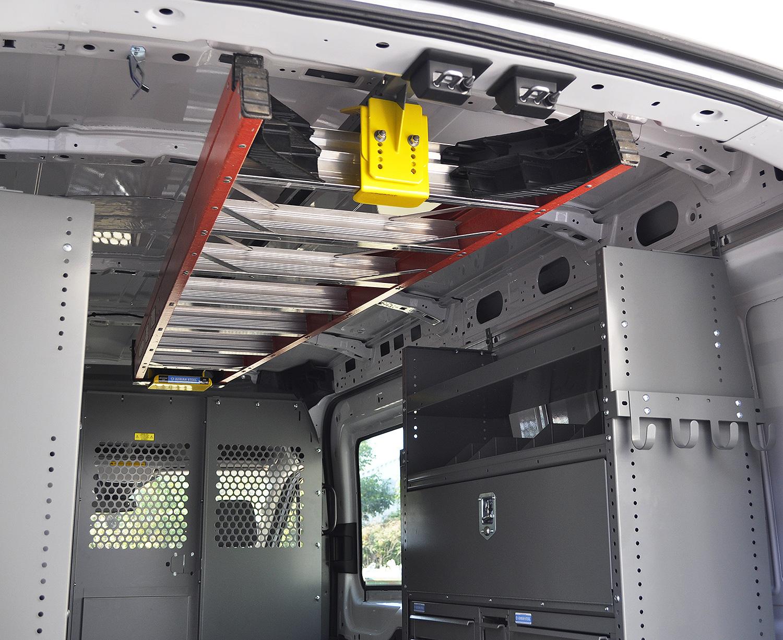 Ladder Keeper 130 Wb Ford Transit