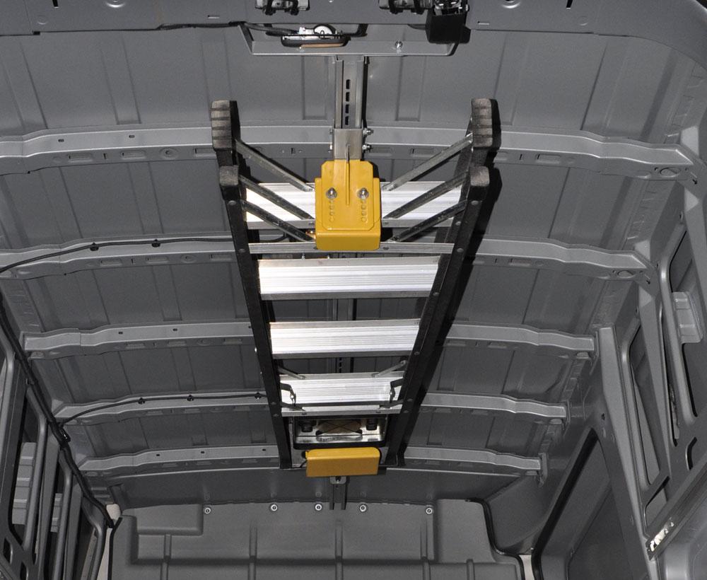 Ladder Keeper For Nissan Nv