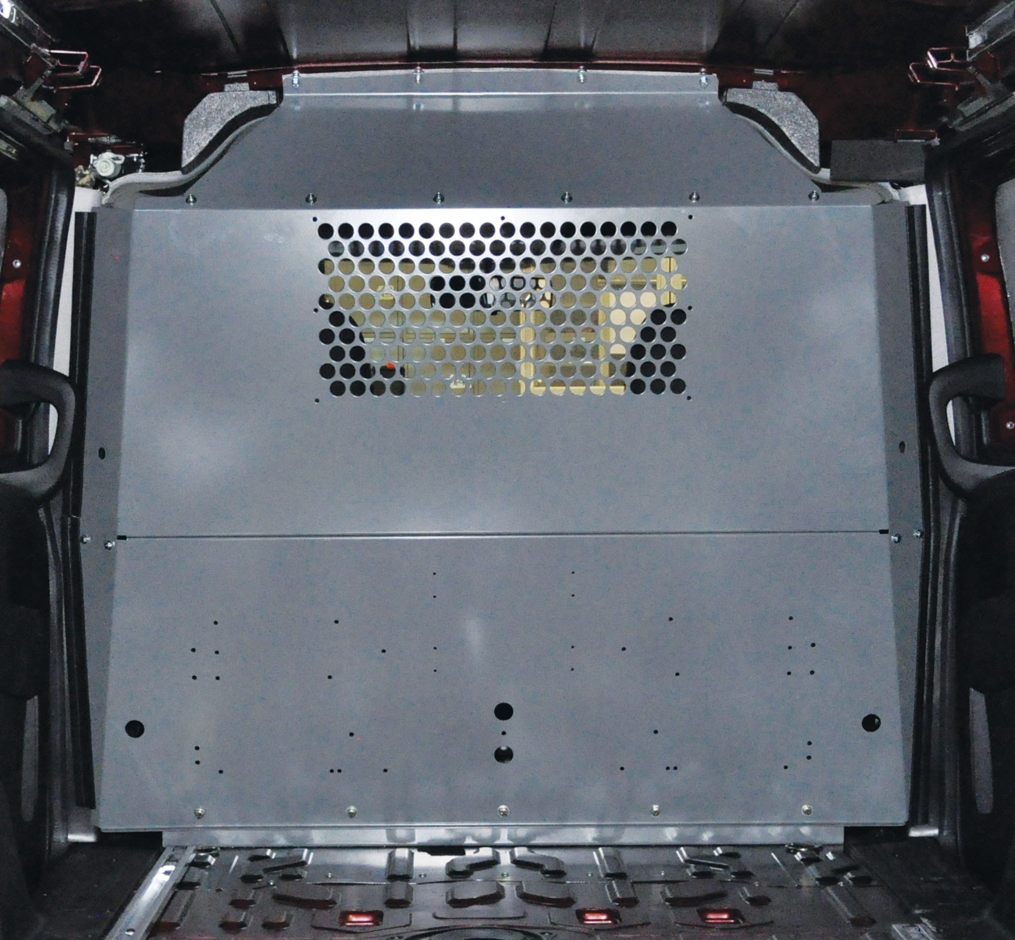 Partition Bulkhead For Ram Promaster City