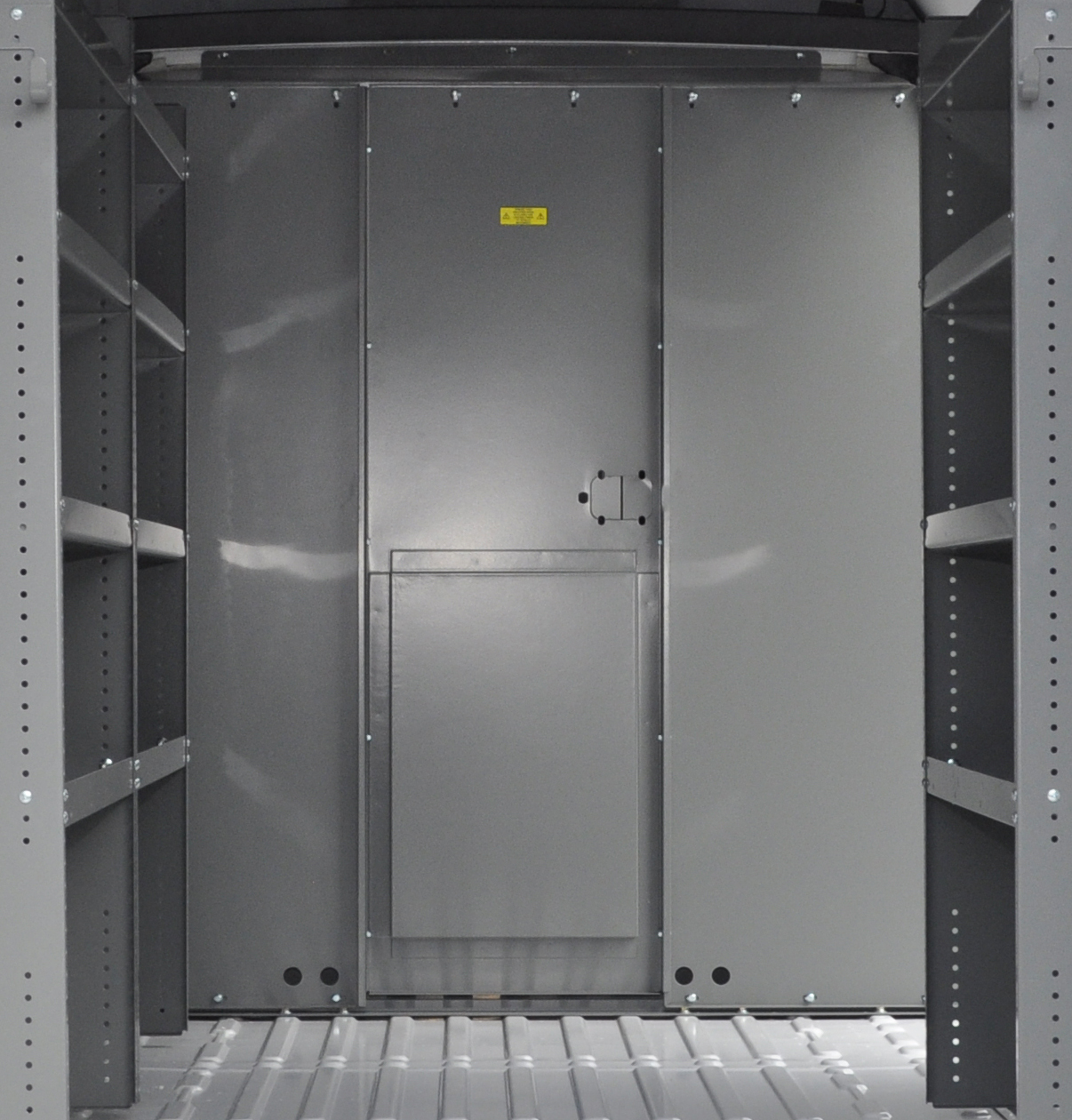 Solid Panel Partition Kit