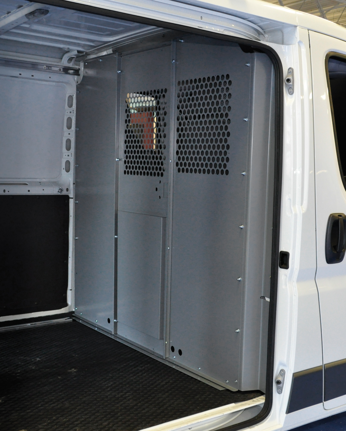 Perforated Center Amp Curb Panel Partition Kit