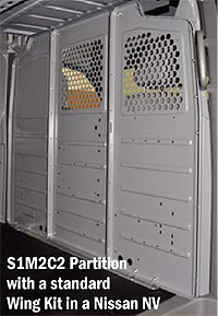 Ford Full Sized Cargo Van Partitions Amp Bulkheads By Adrian