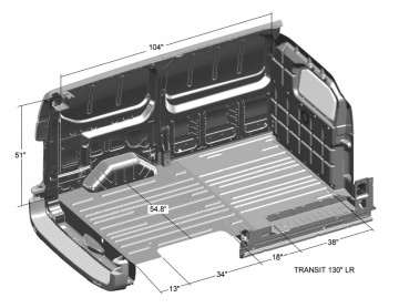 Van Interior Dimensions