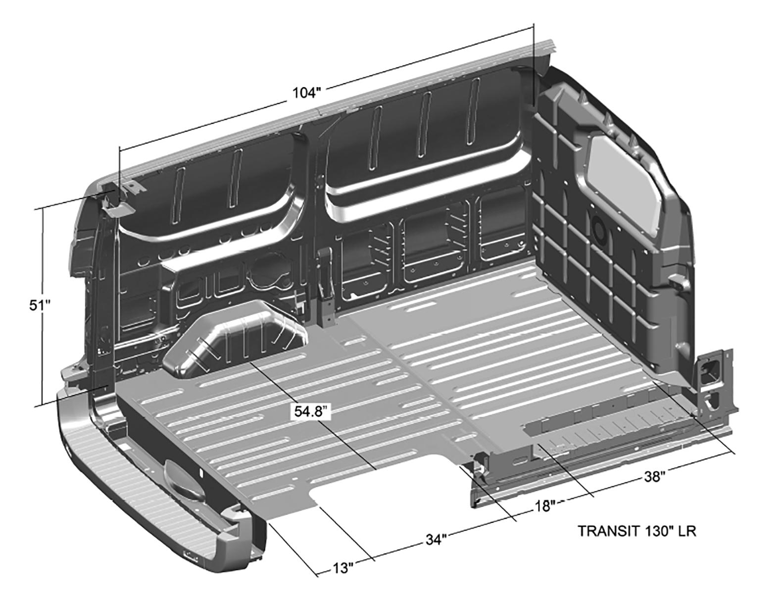 Commercial upfits - Transit connect interior dimensions ...