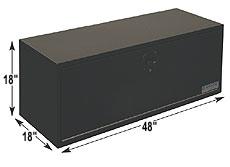 Underbody Box 18x18x48