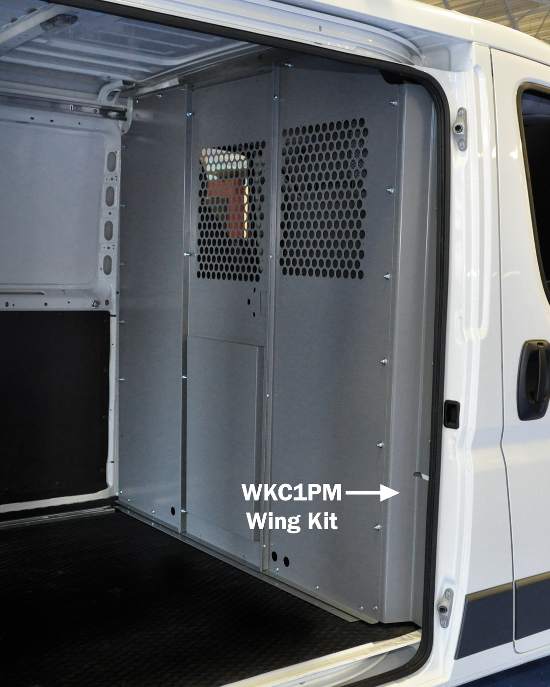 Promaster Partition Wing Kit