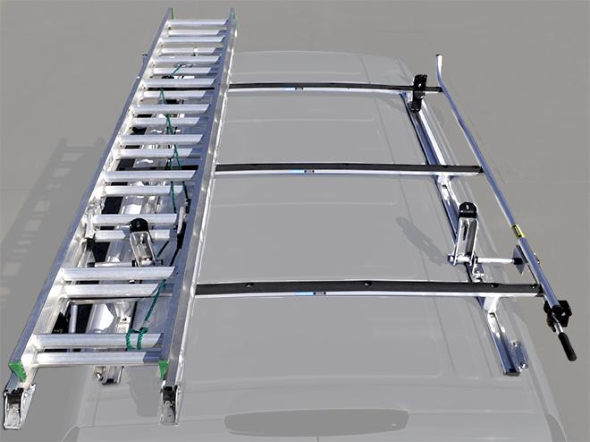 Metris Van Ladder Rack