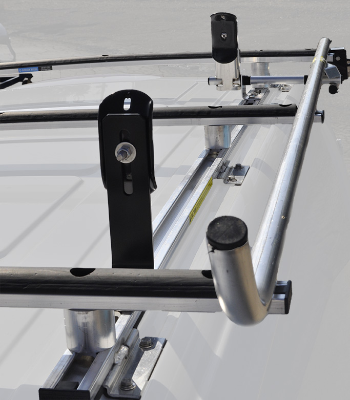 Single Grip Lock Ladder Rack Metris