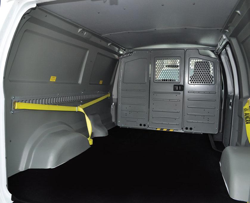 Ford Van Liner Kits Car Interior Design