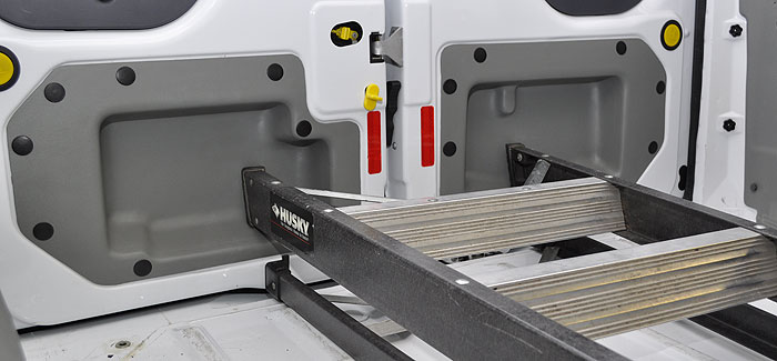 Step Ladder Panel For Transit Connect Rear Doors