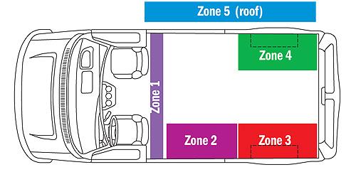Chevy Van Accessories Chevrolet Van Accessories Gmc